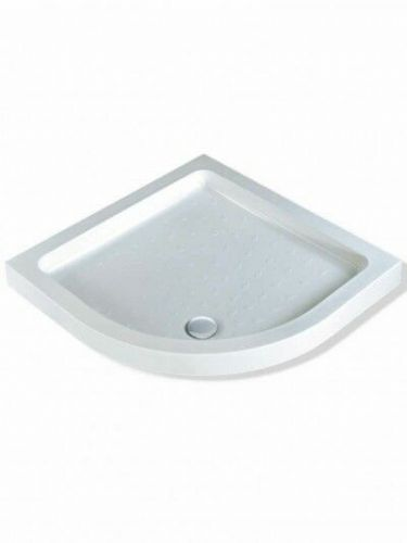 MX CLASSIC QUADRANT 800 x 800MM SHOWER TRAY INCLUDING WASTE